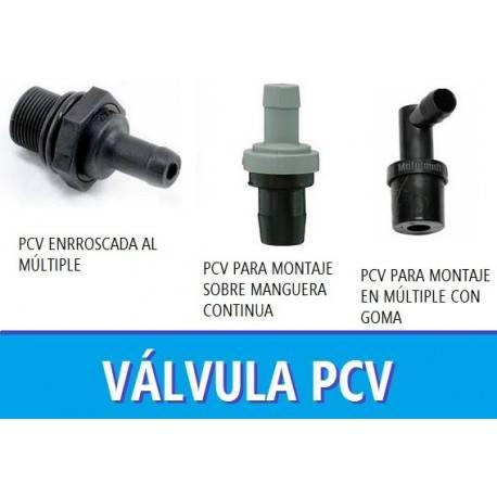 Se puede cancelar la valvula pcv